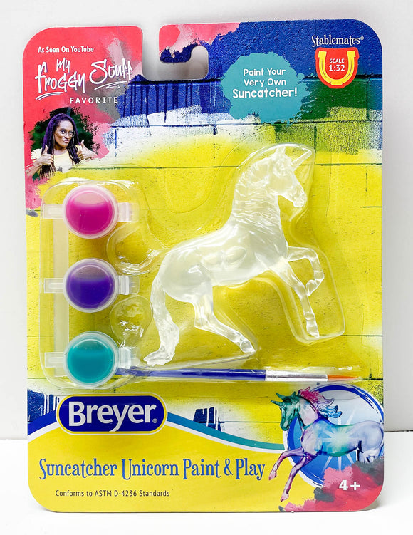 Alborozo - Suncatcher Unicorn Singles Paint & Play