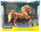 Chica Linda - Traditional Scale, Spirit Riding Free