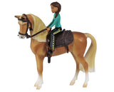 Chica Linda and Prudence - Small Set with Tack - triple-mountain