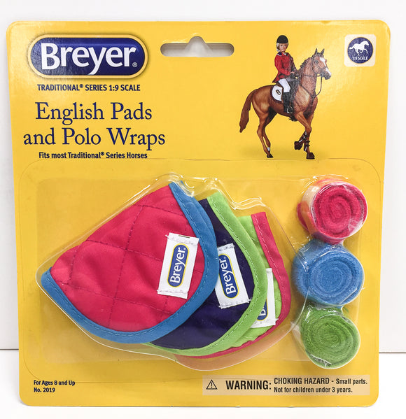 English Pads and Polo Wraps - triple-mountain