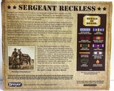 Galiceno ~ Sergeant Reckless w/ Collectible Trading Cards