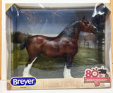 Clydesdale Mare ~ Alba - Tractor Supply 80th Anniversary Model - triple-mountain