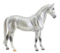 Jet Run ~ Pearly Grey Trakehner - ADVANCE SALE