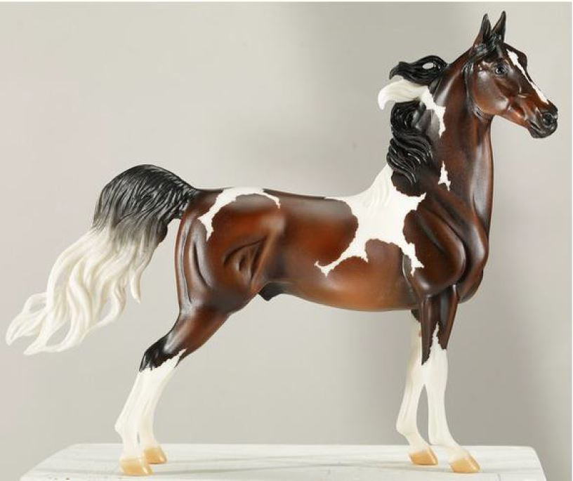 2021 Flagship Model - Saddlebred Stallion ~ Livingston - ADVANCE SALE SOLD OUT
