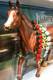 Carrick ~ Justify - Undefeated Triple Crown Champion - triple-mountain
