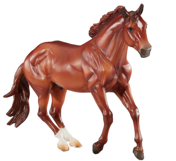 Loping Quarter Horse ~ Checkers