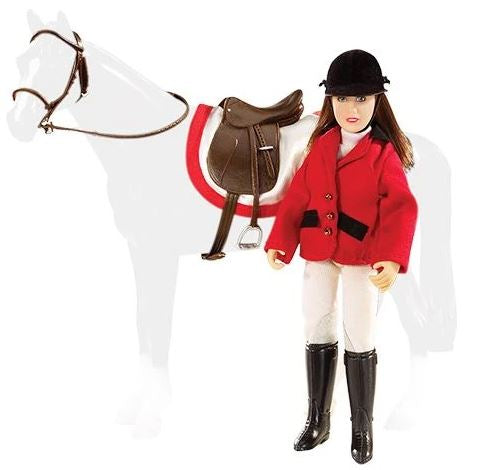 Rider, Chelsea (Classic Size) with English Outfit and Tack Set