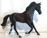 Thoroughbred Mare, Black