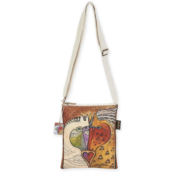 Love Horses Cross-Body Purse by Laurel Burch