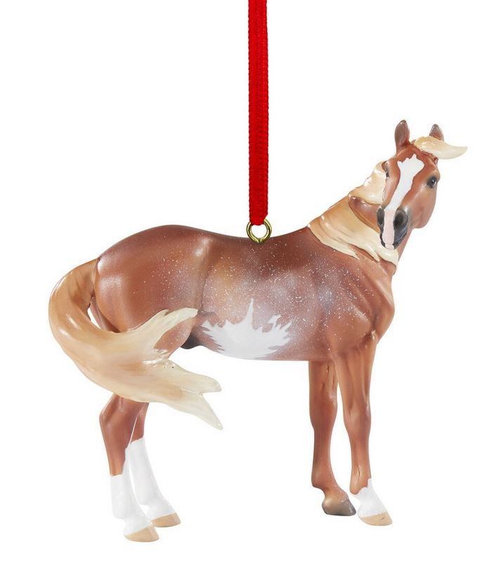 2020 Beautiful Breeds Ornament - Mustang