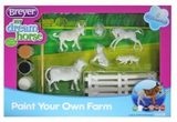 Paint Your Own Farm - Companion Animals - Paint & Play Set
