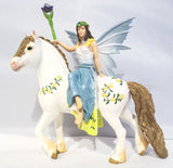 Fairy Eyela and her Magic Steed