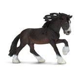 Shire Stallion, Grey