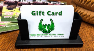 Gift Card - Plastic (Choose your amount)