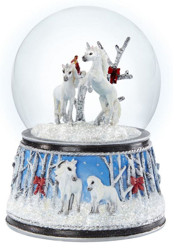 2020 Holiday Snow Globe ~ Enchanted Forest - ADVANCE SALE