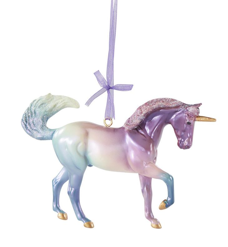 2020 Unicorn Ornament ~ Cosmo