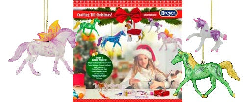 2021 Breyer Advent Calendar - Crafting Til Christmas - ADVANCE SALE