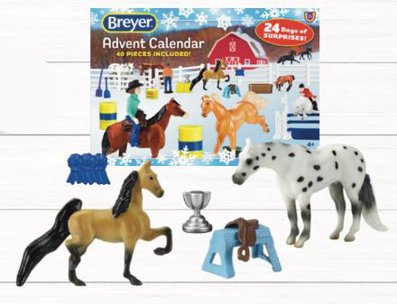 2020 Breyer Advent Calendar - ADVANCE SALE