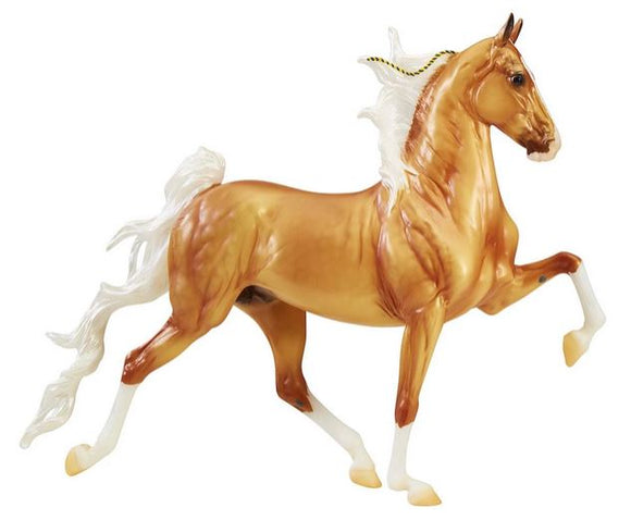 Saddlebred, Palomino - 70th Anniversary Model - Limit one per address
