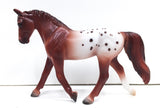 Dapples and Dots 4-Horse Set - triple-mountain