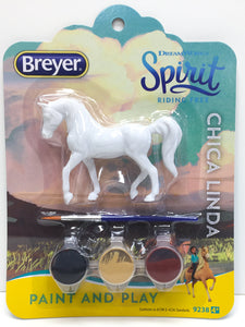 Chica Linda Mini Paint & Play Kit (Stablemate) - triple-mountain