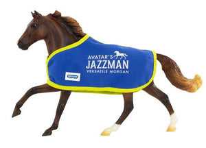 Flash ~ Avatar's Jazzman w/ Blanket