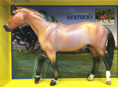 Breyer Vicki Wilson's Kentucky at Triple Mountain