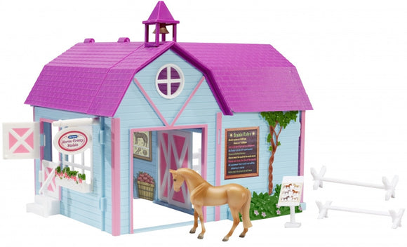 Horse Crazy Stable Set