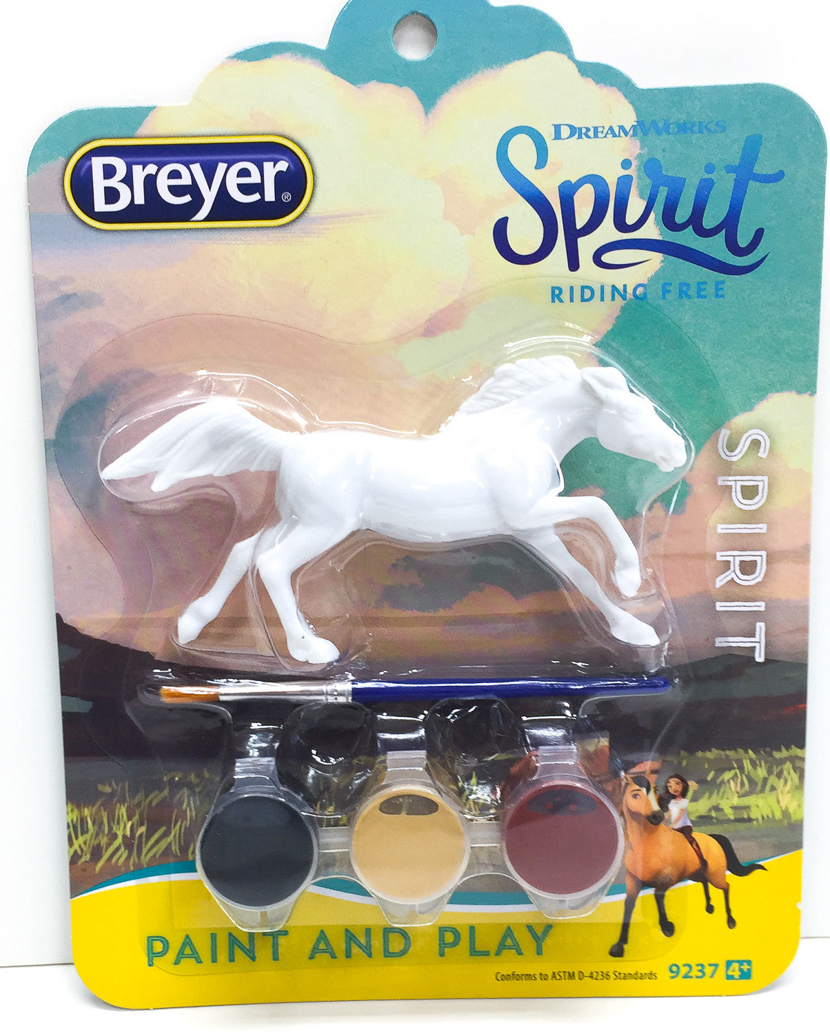 Spirit Mini Paint & Play Kit (Stablemate)