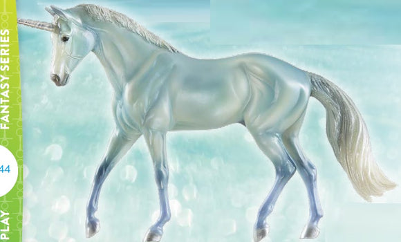 Stock Horse Gelding ~ Le Mer, Unicorn of the Sea - ADVANCE SALE
