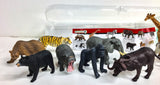 Box of Mini Wild Animals - triple-mountain