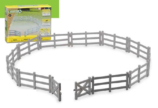 Corral Fence with Gate