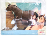 DreamWorks Spirit Riding Free Series ~ Flaca Clydesdale