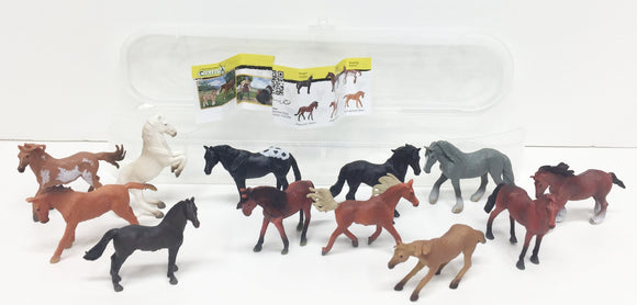 Box of Mini Horses - triple-mountain