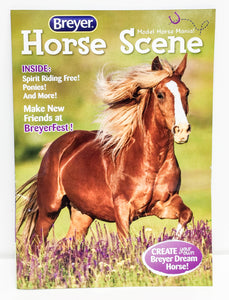 2018 Breyer Box Brochure (Sorrel QH cover)