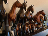 Horse Rack - Stablemate Size - No More Dominoes!