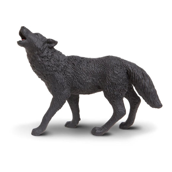 Black Wolf, Howling