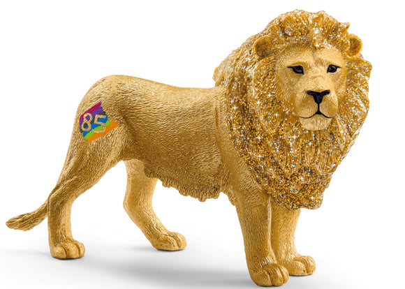 Golden Lion, Schleich 85th Anniversary Ltd Edition