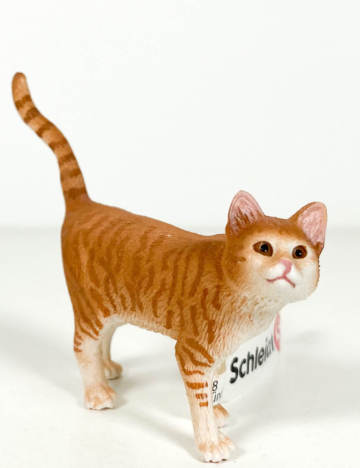 Standing Cat, Ginger