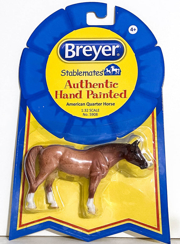 Breyer Stablemate Pinto retired horse rare