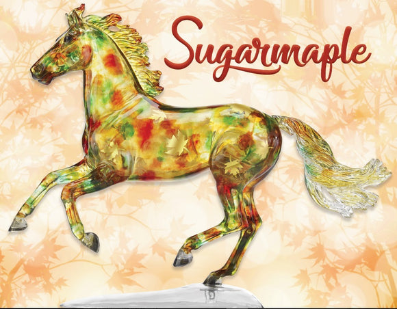 Show Jumping Warmblood ~ Sugar Maple - Decorator Ltd to 3,000
