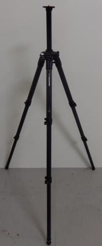 Manfrotto 057 Carbon Fiber Tripod with Geared Center Column (refurbished)