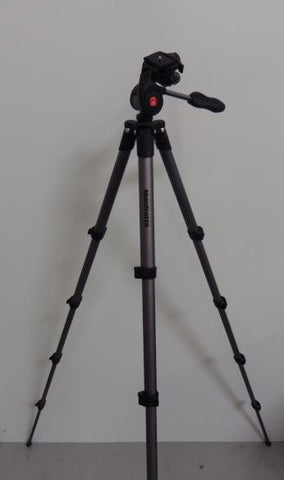 Manfrotto Advanced Aluminum Tripod MKCOMPACTADV-BK (refurbished)