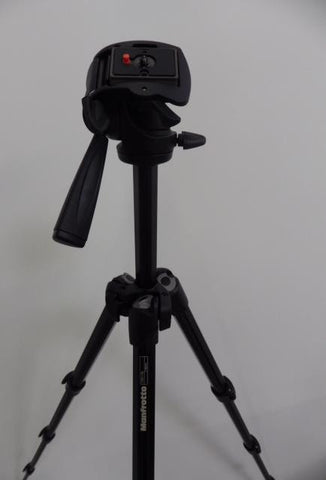 Manfrotto 7301YB Tripod Head Combo (refurbished)
