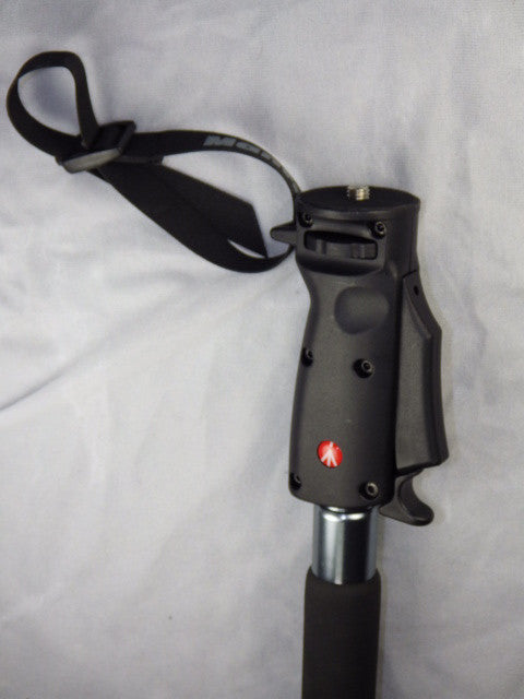 Manfrotto 685B NeoTec Monopod Deluxe Photo Monopod with Safety Lock (refurbished)