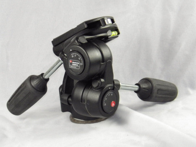 Manfrotto 808RC4 3-Way Pan/Tilt Head (refurbished)