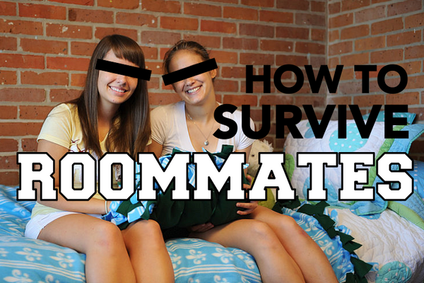 How to Survive College Roommates