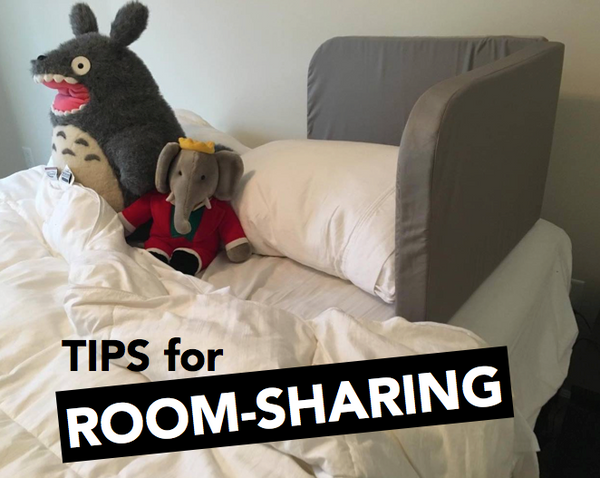 Tips for Kids Sharing the Room