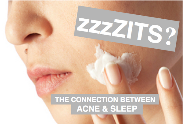 ZZZZits? The Connection between Acne and Sleep
