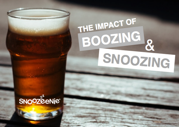 Boozing and Snoozing: Is Alcohol Consumption Affecting Your Sleep?